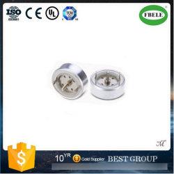 16mm Microfone de condensador Electret Super-Directional usar para reuniões e de Broadcast