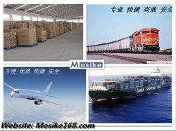 Service de logistique ferroviaire de la Chine à la Russie Moscou Novosibirsk, Ekaterinbourg, Khabarovsk DDP Expédition Service de dédouanement maritime