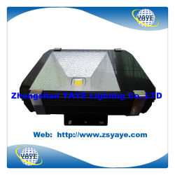 Yaye 18 Hot Sell Ce / RoHS 50W / 60W / 70W / 80W LED Tunnel Light / LED Floodlights avec 3 ans de garantie