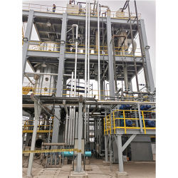 Grobes Glycerol Refinery Crude Glycerol Purification Plant B100 Used Cooking Oil für Biodiesel Production