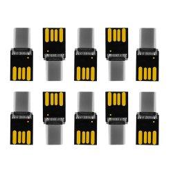 USB Flash Disk стружки/флэш-накопитель USB Micro тип початков-C /микросхемы флэш-памяти и 8 ГБ памяти