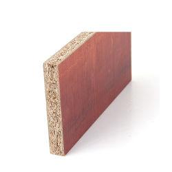 Borda de PVC de melamina de alta qualidade folheado de madeira aglomerada laminado