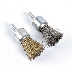 Commerce de gros de bonne qualité de la brosse de la Coupe du fil en laiton