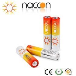 2020 Batterij van de Droge batterij van de AMERIKAANSE CLUB VAN AUTOMOBILISTEN van het Kwik van het Bereik van de Levering Kc MSDS/van de Fabriek direct de Vrije Lr03 1.5V ultra Alkalische Primaire