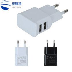 iPhone カメラ用 2 ポート USB ユニバーサル充電器