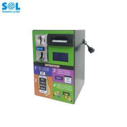 Chapa de Aço antivandalismo, Exterior Moeda Contrafeita operado quiosque de pagamento máquina de venda automática de WiFi