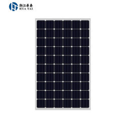 Mono de 250W China mejor precio de un panel solar para el sistema de Energía Solar