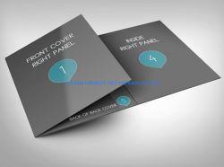 Файл формата А4 папок с хорошим печать C2s мелованная бумага крышку оптовой ценой