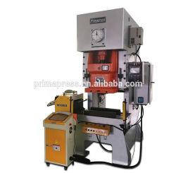 400 toneladas de C-Frame Manivela maquinaria prensa eléctrica con sistema hidráulico de Protector de sobrecarga