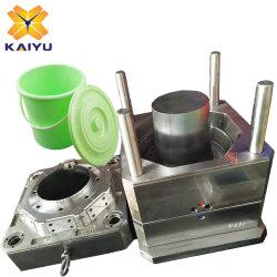 Personnalisés avec couvercle en plastique de haute qualité de l'eau de moulage par injection de godet