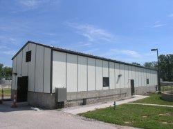 Bâtiment de ferme Garage en métal