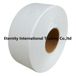 Reciclar Papel Higiénico Jumbo tejido rollo Rollo de papel
