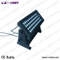 屋外用 48PCS シングルレベル LED シティカラーフラッドステージライト