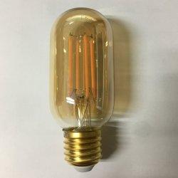 T45 de nouvelles économies d'énergie 2 W/4W Lampe à incandescence décorative mondial dirigé par l'éclairage