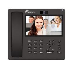 IP-Büro-Telefon-Konferenz-videogeschäfts-Telefon SIP-VoIP Tischplatten-