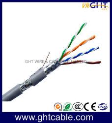 熱い販売ネットワークケーブル24AWG Cat5/Cat5e/CAT6/UTP/FTP/STP/SFTP LANケーブル