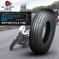 우수한 질 20 년 ISO9001 공장 남아프리카 모터 세발자전거 타이어 B107 4.00-8를 위한 관이 없는 또는 관 타이어 또는 타이어 모든 지형 3륜 기관자전차 또는 모터