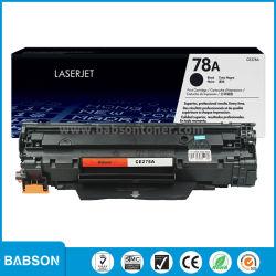 Ce278A 78une cartouche de toner laser compatibles pour imprimante HP