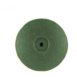 A103f зеленого цвета в форме колеса Flex резиновые полировальные машины шлифовальные оборудование