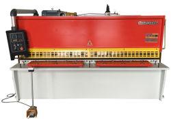 Estun E200 CNCシステムが付いている油圧せん断機械
