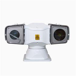 Imageur thermique avec 20X/30x optique PTZ jour nuit caméra de sécurité