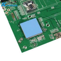 Isolamento térmico condutiva Notebook Silicone almofada de resfriamento