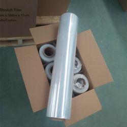 Moulage de rouleau en plastique Palette PEBDL Wrap film étirable pour l'emballage utilisé