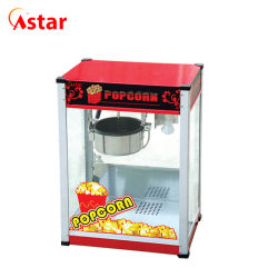 De professionele Machine van de Popcorn van de Apparatuur van de Snack Commerciële voor Bioskoop