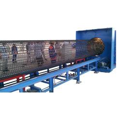 자동적인 CNC는 구체적인 회전된 더미 감금소 용접 기계를 강화한다