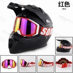 Защитные очки Motorcross открытый мотоциклов очки очки для очков Motocross ATV ATV Casque Mx шлем мотоцикла защитные очки
