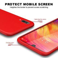 Xiaomi 8 의 셀룰라 전화 부속품을%s 피부 친절한 전화 덮개를 위한 액체 실리콘고무 스크린 프로텍터