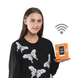 考えの長距離在庫の移動式WiFiのルーターの広告