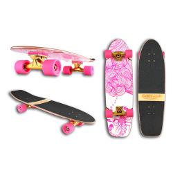 Professional OEM/Decks ODM, Cinzelagem Board, Penny Board, Longboard, Skate de Rua