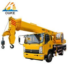 小さい移動式トラックの販売のためのクレーンによって使用されるトラッククレーン