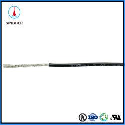 Silicona eléctricos de baja tensión aislamiento de PVC Calefacción Cable Conecte el cable