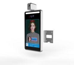 8-дюймовый 3D посещаемости Face Recognition измерения RFID Bluetooth контроль доступа системы R801