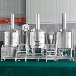 販売のための1000Lビールビール醸造所装置のターンキープロジェクト