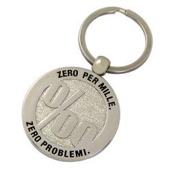 L'alfabeto di vendita diretta della fabbrica segna l'anello con lettere chiave