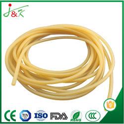 Полупрозрачная резиновую трубку вакуумного шланга трубопровода