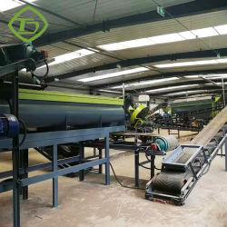 비료 제조 공장 바이오-유기 유기 폐기물 퇴비 생산 라인 기계 장비