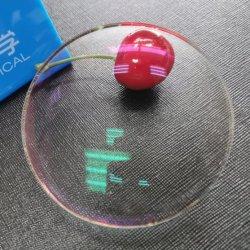 1.67 구형적 초소수성 HMC 광학 렌즈 - 모든 사람을 위한