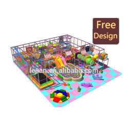 Polarisés Standard élégant forme différente d'enfants de l'équipement de jeux intérieur