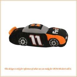 Естественный спортивного автомобиля фаршированные игрушка с помощью пользовательских сделать