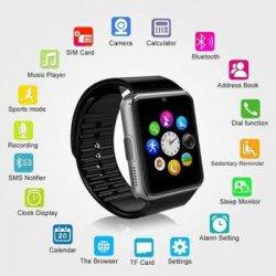 Reloj inteligente GT08 teléfono móvil con pantalla táctil