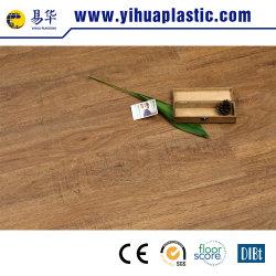 중국 공장 방수 비닐 데크 목재 WPC 실내 바닥입니다