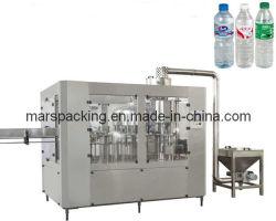 certificat CE Mineral l'eau pure de l'embouteillage Ligne de production de matériel d'usine