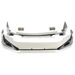 Тип Modellista Авто принадлежности комплекты для тела с LED DRL два Exhauses для 2018 Прадо Toyota FJ150 2018-2020