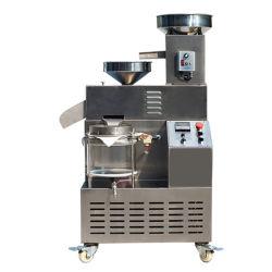 Fabricado na China uma elevada eficiência comercial de sementes de girassol para óleo de amendoim de soja refinado premente da máquina para venda