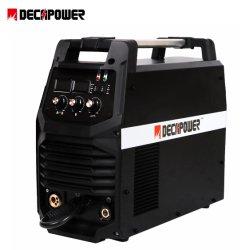 Decapower 4 in 1 MMA TIG Mag saldatori a gas MIG Saldatrice MIG CO2 senza gas da 160 AMP con regolazione dell'induttanza
