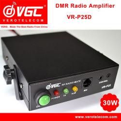 [Vero] 25 watt di Dmr (modo 2 radiofonico) del walkie-talkie FM di amplificatore radiofonico bidirezionale Vr-P25D del ricetrasmettitore